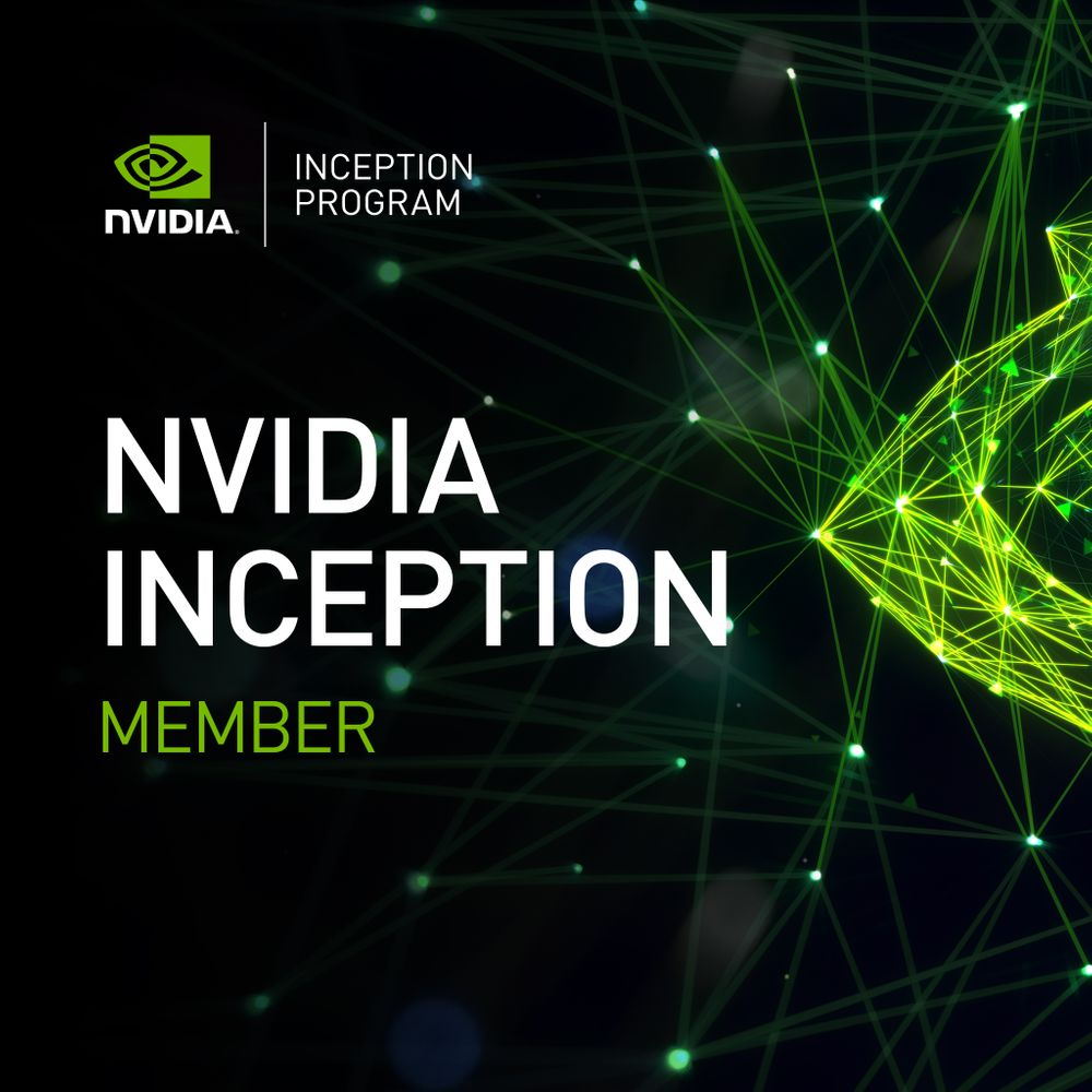 FeedForward accepted onto NVIDIA Inception program